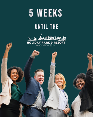 5 Weeks Until Holiday Park Inovation Show