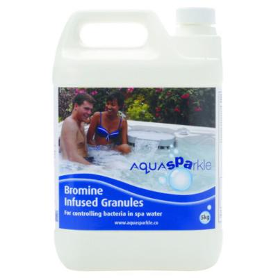 Aquasparkle Bromine Infused Granules 5kg