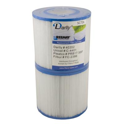 Darlly Hot Tub/Spa Filter SC726