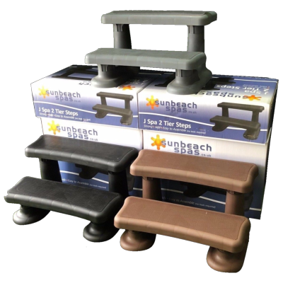 Sunbeach Spas J Spa 2 Tier Steps