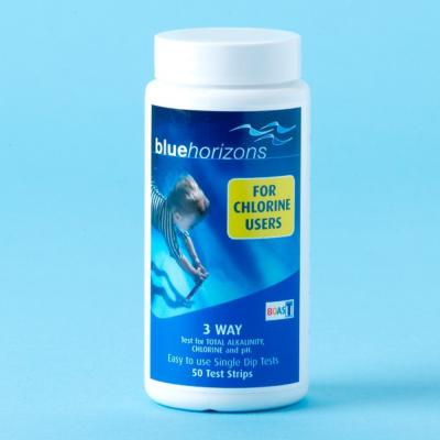 Blue Horizons 3 Way Chlorine
