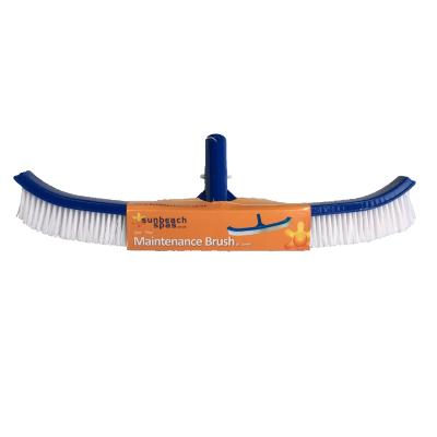 "Sunbeach Spas 18"" Curved Wall Brush"