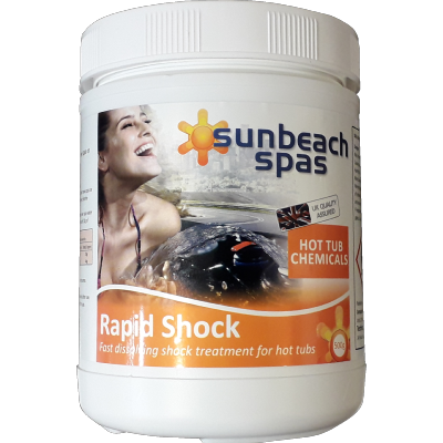 Sunbeach Spas Rapid Shock 0.5kg