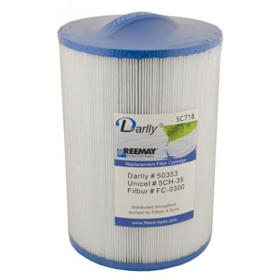 Darlly Hot Tub/Spa Filter SC718