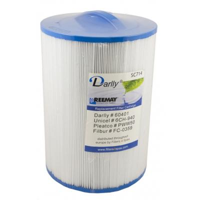 Darlly Hot Tub/Spa Filter SC714