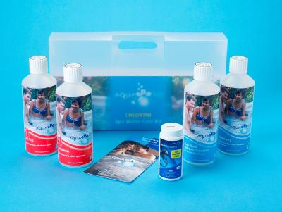 Aquasparkle Spa Starter Kit Bromine Box of 5