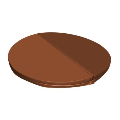 Sunbeach Spas Super Strong Round Cover 2000mm - Brown