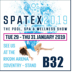 We are going to Spatex 2019 - Stand B32