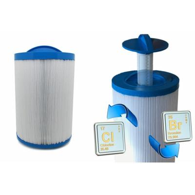 Darlly Hot Tub/Spa Filter DL714 Filter and Dispensery